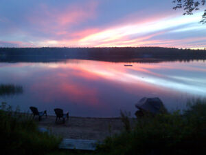 NEW RENTAL!!! Beautiful Lakefront Cottage Available For Rent