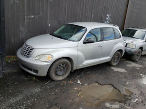 2007 PT CRUISER AUTOMATIQUE 164 000KM
