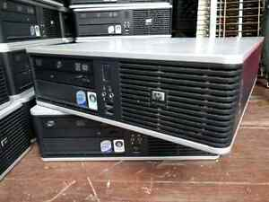HP DC7800 Desktops, Core 2 Duo, Win 7