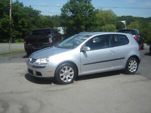 2007 VW RABBIT 2 DOOR HATCHBACK
