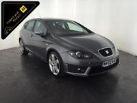 2012 62 SEAT LEON FR PLUS CR TDI DIESEL 1 OWNER SERVICE HISTORY FINANCE PX