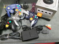 Nintendo GameCube with Gameboy Player for $45
