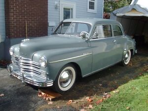 1949 Plymouth Special Deluxe For Sale