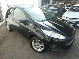 Ford Fiesta ZETEC TDCI (panther black) 2013