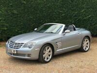 2007 Chrysler Crossfire 3.2 Roadster 2dr Auto Convertible Petrol Automatic
