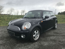 Mini 1.6 Cooper 3dr with Warranty, Finance available