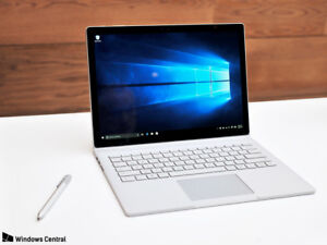Surface Book 1 (128gb, i5) for Dell XPS 15 9570 or Razer Blade