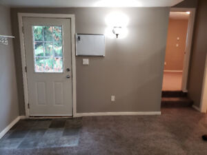 $775 for beautiful and quiet one bedroom suite in Shawnigan Lake