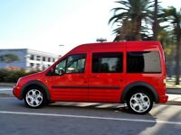 Wanted. 5 seat ford transit connect van