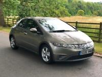 Honda Civic 1.8i-VTEC ( 17in Alloys ) SE