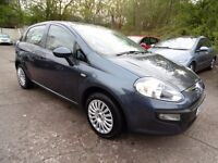 Fiat Punto 1.4 EVO ACTIVE ( TIMING BELT CHANGED + FULL SERVICE HISTORY) (blue) 2010