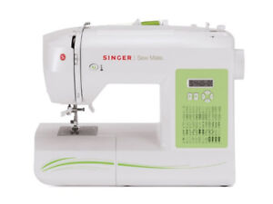 """""""Singer 5400 Sew Mate"""" sewing machine with box (2017)"""