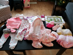 Girls baby clothes for sale