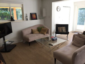 Looking for roommates: Fully furnished three bedroom suite