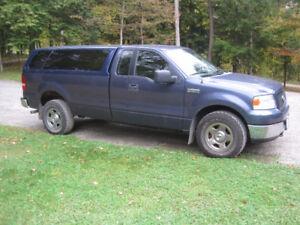 2004 Ford F-150 XLT 4x4 5.4L Long Box - Trades