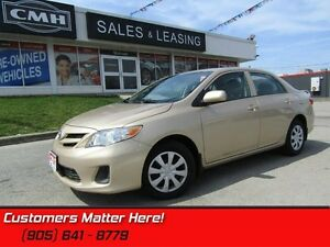 2013 Toyota Corolla   AUTO, CRUISE, POWER GROUP, GREAT CLICKS!