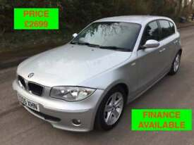 2005 BMW 116 SPORT / PX WELCOME / WE DELIVER