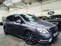 2012 Mercedes-Benz B Class 1.8 B180 CDI BlueEFFICIENCY Sport 5dr (start/stop)