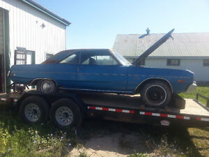 PARTING OUT 73 SWINGER