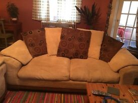 3 seater and 2 seater sofa PRICE DROP