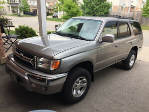 2002 Toyota 4Runner SUV, excellent condition