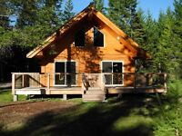 Log Cabin SPECIAL - Limited Time Offer - 2 Packages Remain