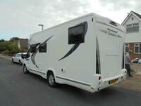 Chausson Welcome 747ga, Fixed Single Beds, Garage, 4 Berth, 1 Owner 5,927 Miles
