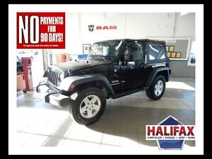 2014 Jeep WRANGLER REDUCED!!! SPORT!  GET READY FOR SUMMER!!!!!