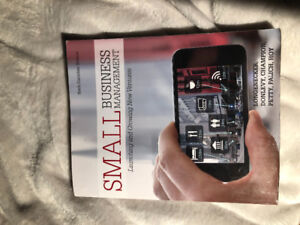 SMALL BUSINESS MANAGEMENT SIXTH EDITION