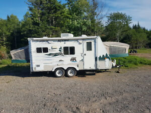 2007 dutchman Kodiak hybrid travel for sale