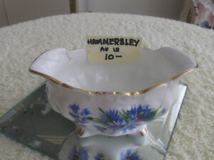 OLD VINTAGE HAMMERSLEY FINE BONE CHINA NUT BOWL [AS IS]