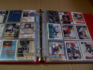 I Have a Bunch of Hockey and Baseball cards I want to get rid of