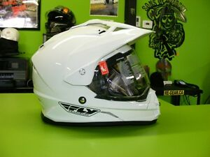 Adventure - Dual Sport - FLY Trekker Helmet at RE-GEAR