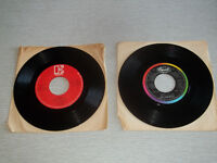 DISQUES VINYL 45 TOURS ( QUEEN )