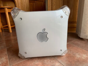 Apple Power Mac G4 (FW800, 340Go HDD, 2Go RAM, 2xPowerPC G4)