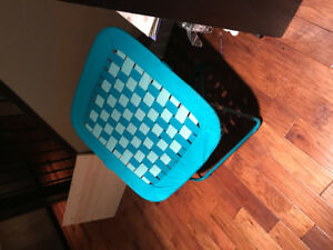 Blue Trampoline Chair for sale