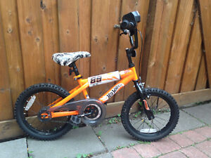 Hot Wheels Childrens Bicycle