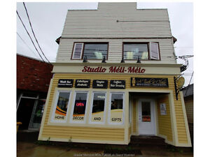 Income property directly on Main street Shediac