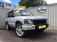 Land Rover Discovery 2.5Td5 ( 7st ) 2004MY Landmark 4X4