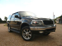 FRESH IMPORT FORD EXPEDITION EXPLORER V8 AUTOMATIC BLACK NAVIGATOR ESCLADE