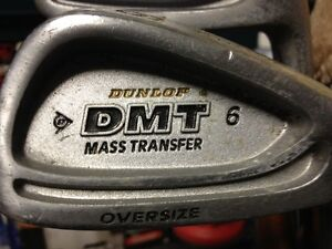 Dunlop - Bâtons de Golf - DROITIER - Golf Clubs - RIGHT-HANDED West Island Greater Montréal image 2