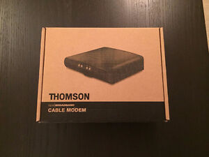 Thomson DCM476 Cable modem Kitchener / Waterloo Kitchener Area image 1