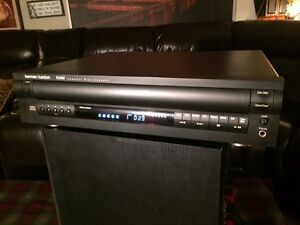 Harmon Kardon FL8400 5 disc CD changer home entertainment