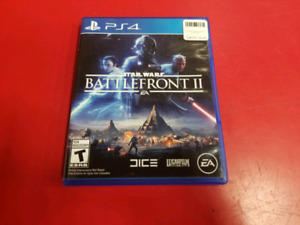 Star Wars Battlefront 2 pour PS4