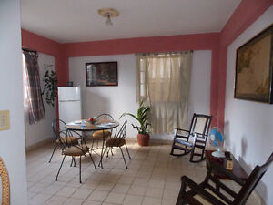 One of the most comfortable rent in Vedado Havana Cuba