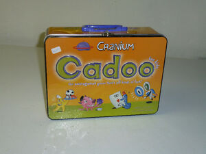 CRANIUM CADOO GAME