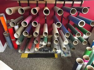 Vinyl Sign Making Materials  Belleville Belleville Area image 1