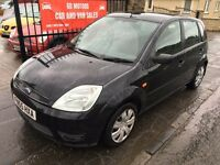 FORD FIESTA 1.2 (55) 68000 MILES, APRIL 2017 MOT, NOT CORSA CLIO PUNTI POLO MICRA