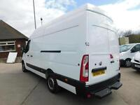 VAUXHALL MOVANO 2.3CDTI 125PS R3500 L3 H3 EXTRA HIGH ROOF1 OWNER F/S/H