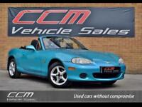 Mazda MX-5 1.8i 2DR 2003 Convertible + RECENT TIMING BELT + FULL HISTORY